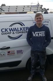 Jordan - Damp & Timber Remedial Technician