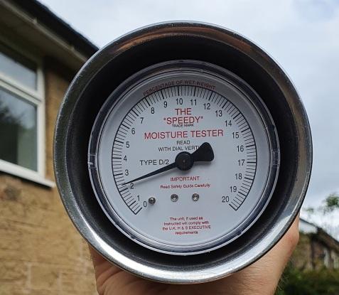 Damp Diagnostics - Speedy Carbide Meter